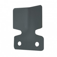 Bumper Protection Plate Black.